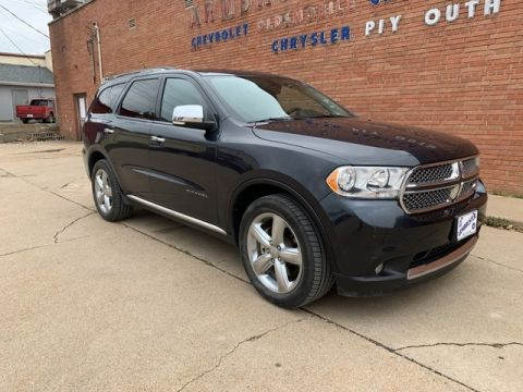 Pre-Owned 2013 Dodge Durango Citadel All Wheel Drive SUV