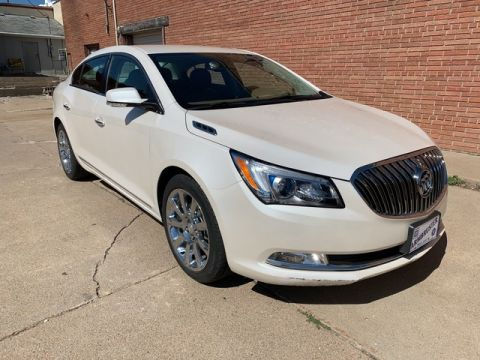 Pre-Owned 2014 Buick LaCrosse Premium I Front Wheel Drive Sedan