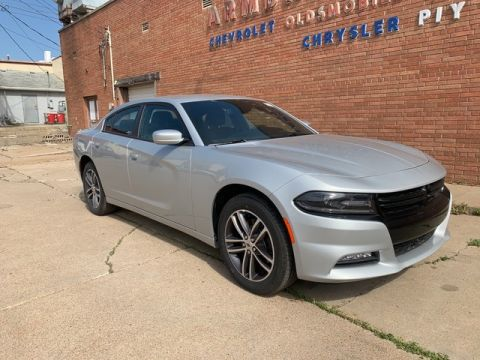 New 2019 DODGE Charger SXT AWD Sedan