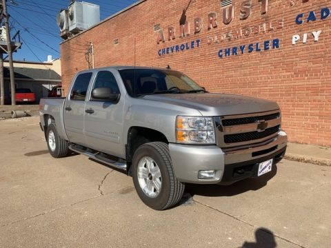 Pre-Owned 2010 Chevrolet Silverado 1500 LT Four Wheel Drive Pickup Truck