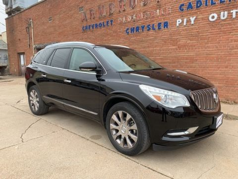 Pre-Owned 2017 Buick Enclave Premium All Wheel Drive Sport Utility