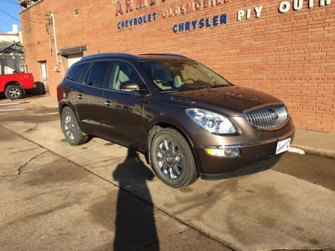Pre-Owned 2012 Buick Enclave Premium All Wheel Drive SUV